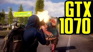 State of Decay 2 GTX 1070 & i7 6700k | 1080p & 1440p | FRAME-RATE TEST