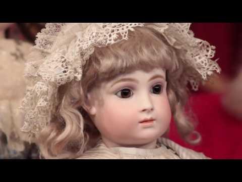 Fascination Part 1 -  French Dolls from Paris Musée de la Poupée