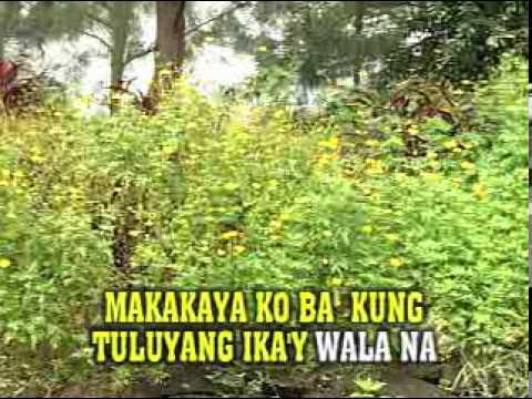 WALA NA BANG PAG-IBIG Jaya.KARAOKE