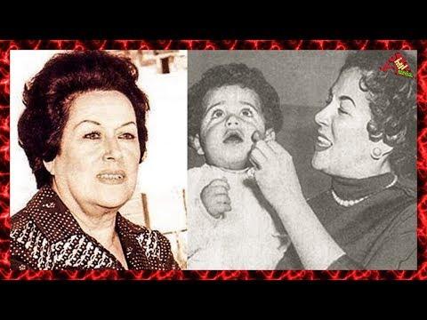 ابن ليلى مراد فنان مشهور تزوج فنانة من زمن الفن الجميل وشاهد زيجات ليلى مراد الثلاثة
