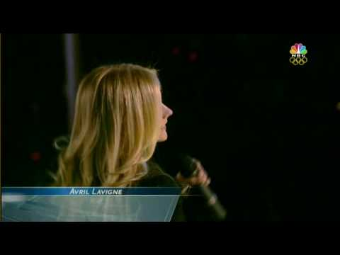 Avril Lavigne - Who Knows for Vancouver 2010 (2006)
