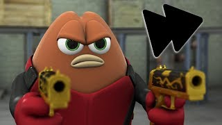 The Entire Killer Bean Movie but every time theres a bean it gets faster