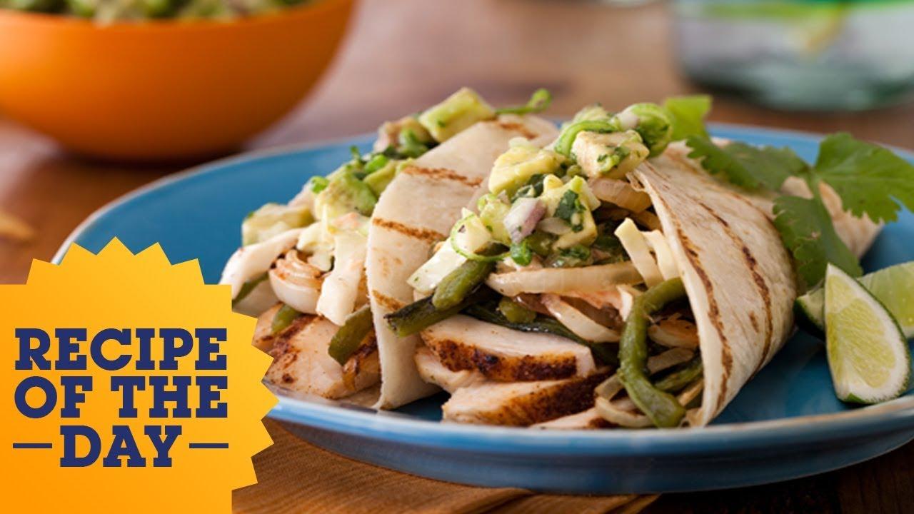Recipe of the day bobbys spice rubbed chicken tacos food recipe of the day bobbys spice rubbed chicken tacos food network forumfinder Gallery