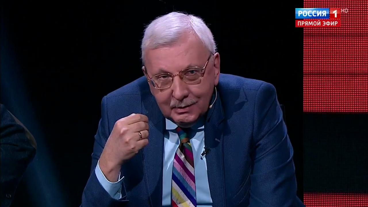 """Виталий Третьяков о толерантности. """"Вечер с Соловьёвым"""""""