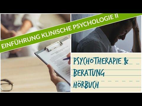 Klinische Psychologie Band 2: Psychotherapie | Ganzes Hörbuch