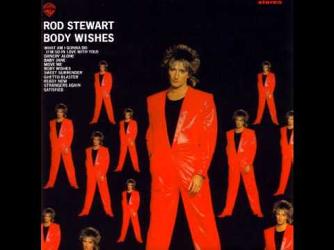 Rod Stewart - Strangers Again (1983)
