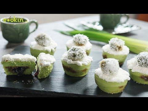 Klepon Cupcake Kukus, Kreasi Kue Tradisional Wajib Coba