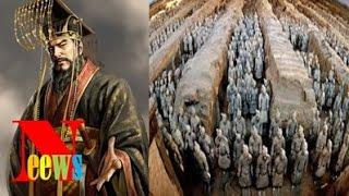Vụ lăng mộ Tần Thủy Hoàng: Tìm thấy gen của người phương Tây!