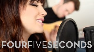 FourFiveSeconds - Rihanna, Kanye West, and Paul McCartney (Rachel Potter Cover)