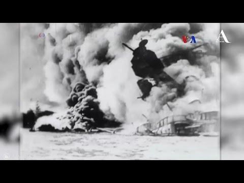 75 años del ataque a Pearl Harbor