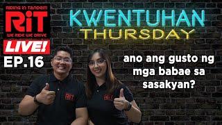 RiT LIVE! ano ang Gusto ng Babae Sa Kotse?