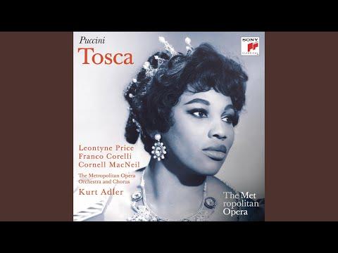 Tosca: Orsù, Tosca, parlate