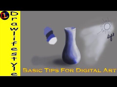 drawing ideas | digital painting tutorial | Digital Drawing on drawing tablet