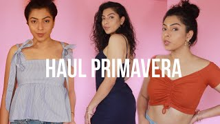SPRING TRY ON HAUL 2018