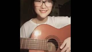 A little love [Guitar] cover  by Nguyễn Song Thư Official.