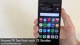 Huawei P9 Test Fazit nach 72 Stunden