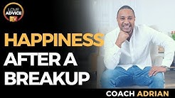 How To Be Happy After A Breakup | Healing From A Broken Heart