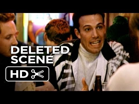 Good Will Hunting Deleted Scene - Cat Joke (1997) - Ben Affleck Movie HD