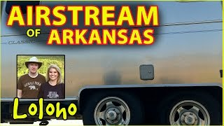 Airstream of Arkansas Pit Stop