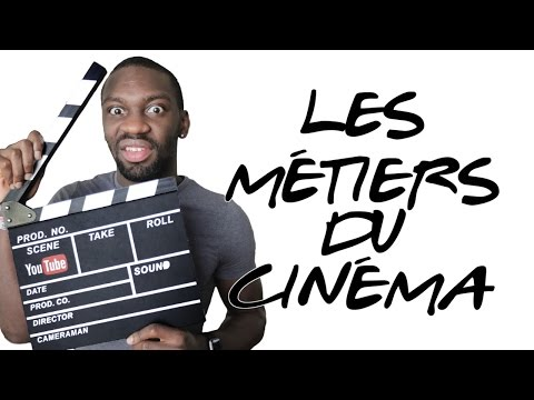 PAT - LES MÉTIERS DU CINÉMA