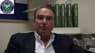 Jimmy Connors discusses his Wimbledon memories and famous rivalry with John McEnroe