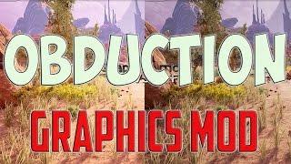 Obduction - GRAPHICS MOD - Ultra crisp and sharp realistic gra…