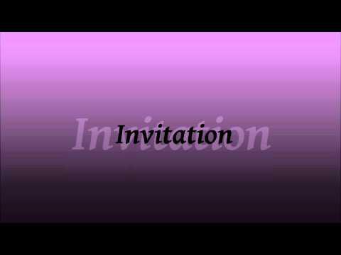 河合奈保子  Invitation ~cover