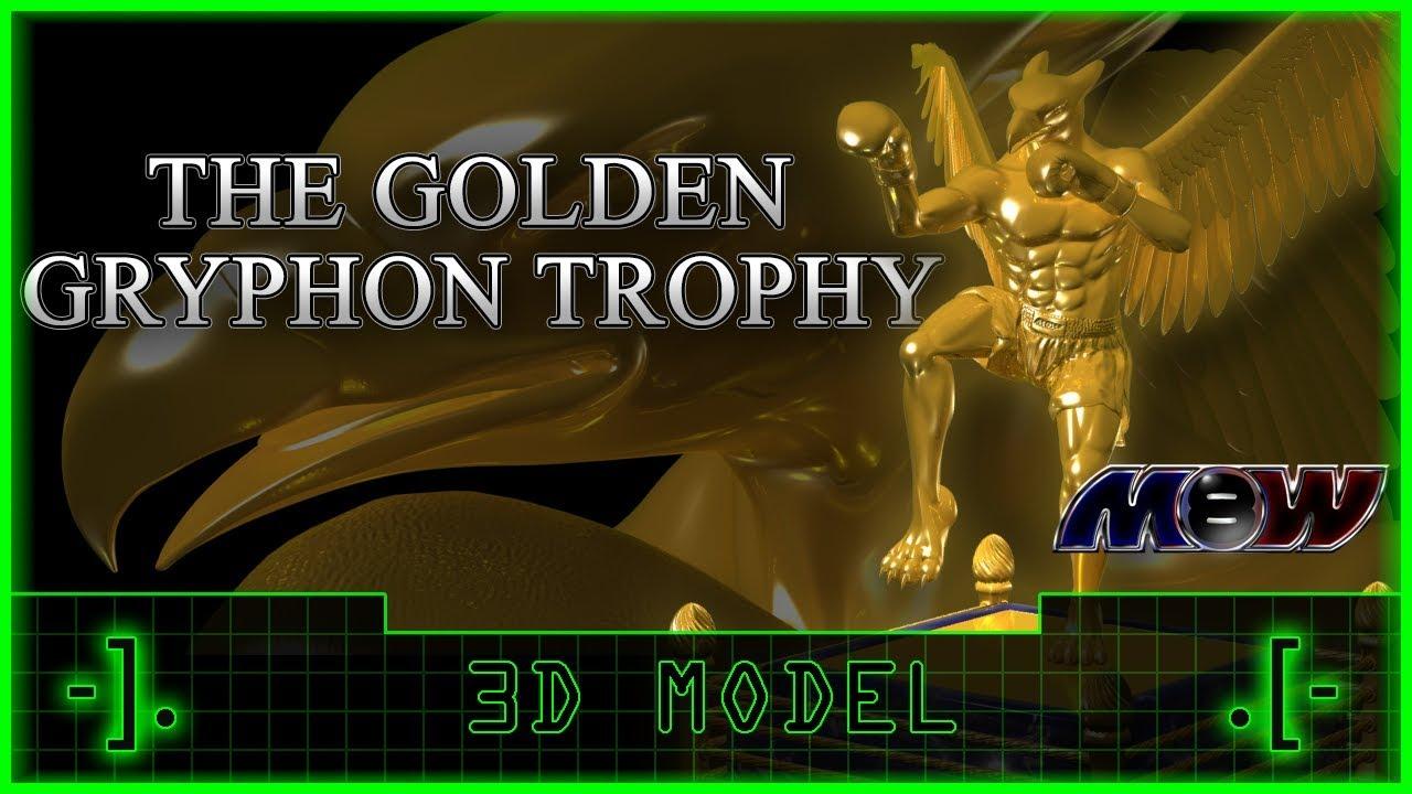 M8W Muay-Thai Trophy Promo
