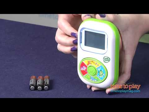 Learn & Groove Music Player from LeapFrog
