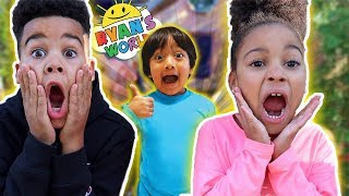FamousTubeKIDS Ryan's World Best Moments