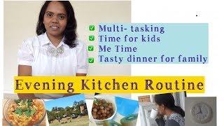 My Evening Kitchen Routine | Idli Dosa batter Recipe | The kitchen club