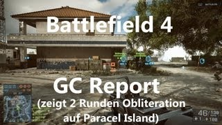 Gamescom Report: BF4 (Paracel Storm Obliteration Gameplay)