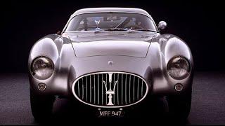 MASERATI STORY Pt 1 - Le Automobili Maserati