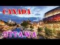Canada, Ottawa, Pedestrian Tour - U.S.A. & Canada ep21 - Travel video vlog calatorii tourism