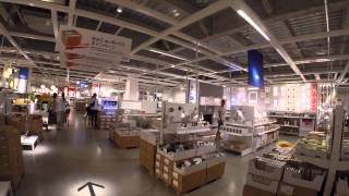 Japanese Ikea Tour