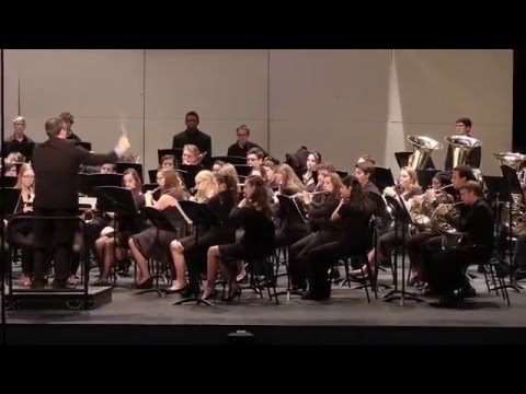 South Brunswick HS Band - Into the Storm - Robert W  Smith