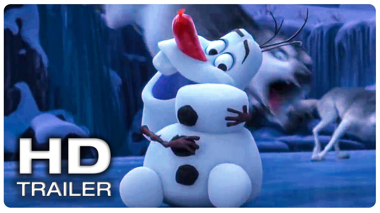 ONCE UPON A SNOWMAN Official Trailer #1 (NEW 2020) Disney Movie HD