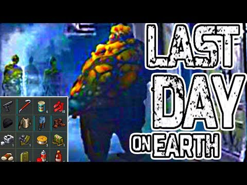GREEN TICKET BOX OPENING + NEW BUNKER LOBBY! - Last Day on Earth