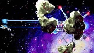 GBA Gradius Advance (JP Gradius Galaxies)