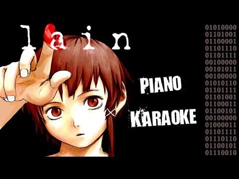Piano Karaoke: Serial Experiments Lain - Opening