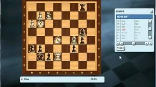 Crushing Garry Kasparov as Black on Kasparov Chessmate!