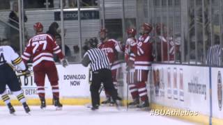 BU Hockey: The Season (Episode 2 - Road Trip)