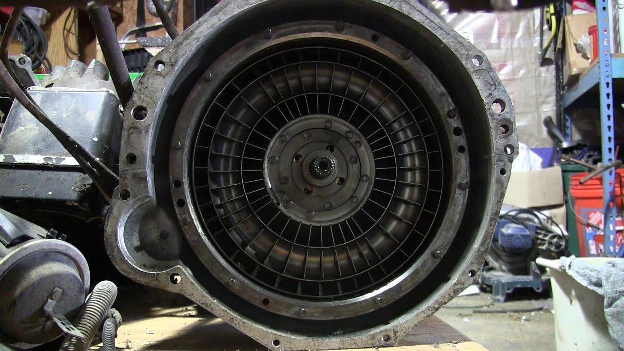 1960 Cadillac Transmission  YouTube