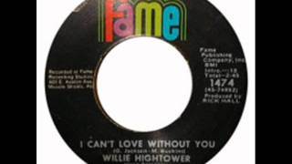 Play I Can't Love Without You