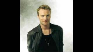 "Ronan Keating singing a song from ""Ronan""- Brighter Days."