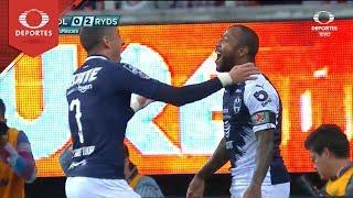 Doblete de Dorlan Pabón | Guadalajara 0 - 2 Monterrey | Cl 2019 - Jornada 9 | Televisa Deportes