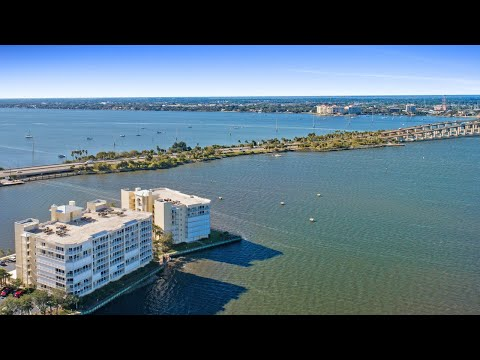 490 Sail Lane #303 | Video Tour | Island Pointe | Merritt Island, FL | Condo For Sale