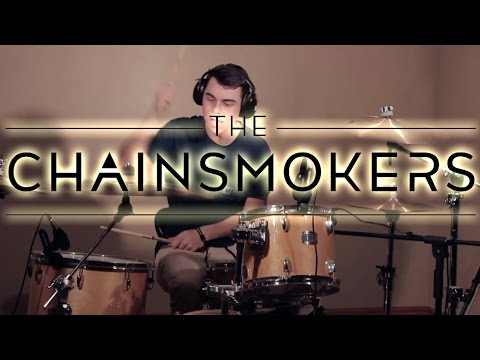 Don't Let Me Down - The Chainsmokers - Drum Cover