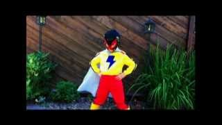 SUPERHERO: Lightning Bolt! (Scrappy Happiness Video Contest)