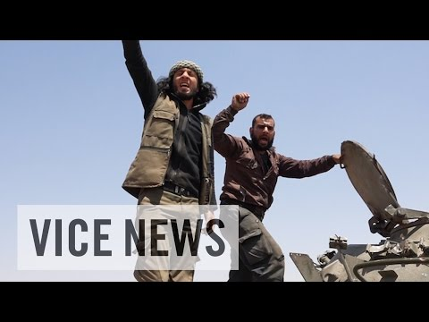 The Battle for Syria's South (Full Length)